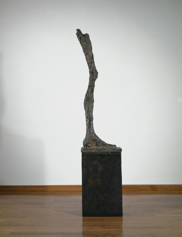 Альберто Джакометти. Нога