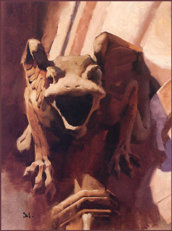Грегори Манчесс. Большая лягушка