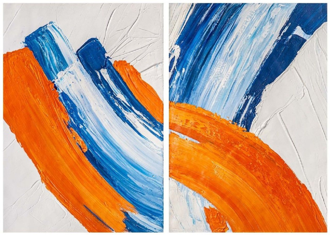 """Daniel Wenger. """"Once having tamed the Sun ..."""" Diptych"""