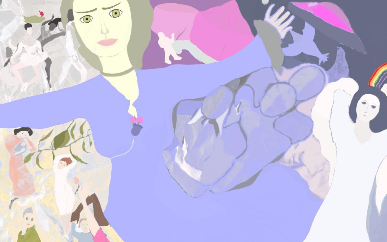"""Svetlana Sisina. """"Anxious Universe"""""""