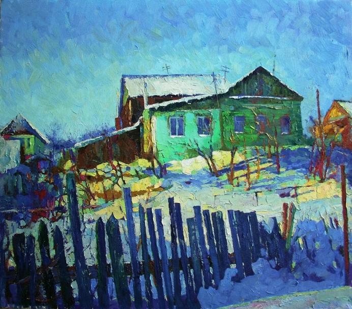 Михаил Рудник. Sketch 224