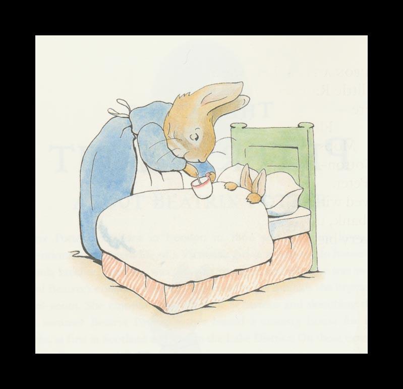Бенджамин и Кролик Питер Банни. Сказка о кролике Питере 44