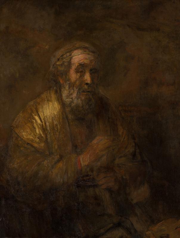 Rembrandt Harmenszoon van Rijn. Homer