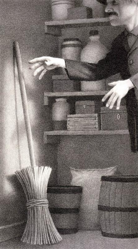 Крис Ван Оллсбург. Иллюстрация 60