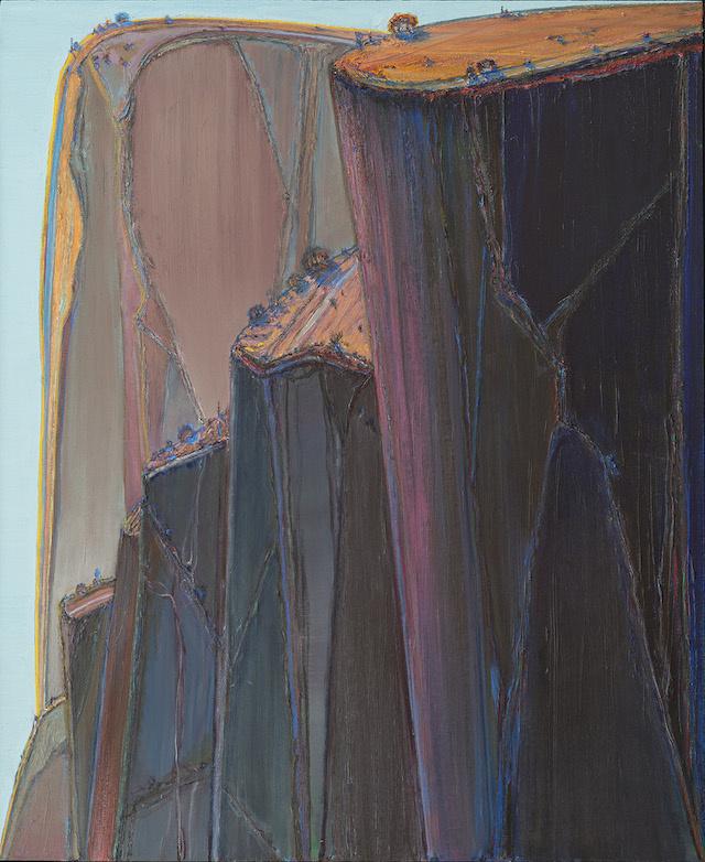 Горный каньон
