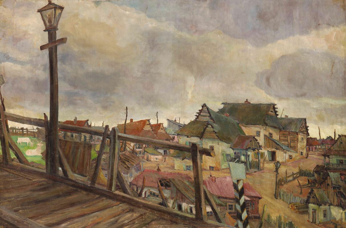Было время, когда имя Абрама Маневича зазвучало напространстве украинского ирусского искусства, но