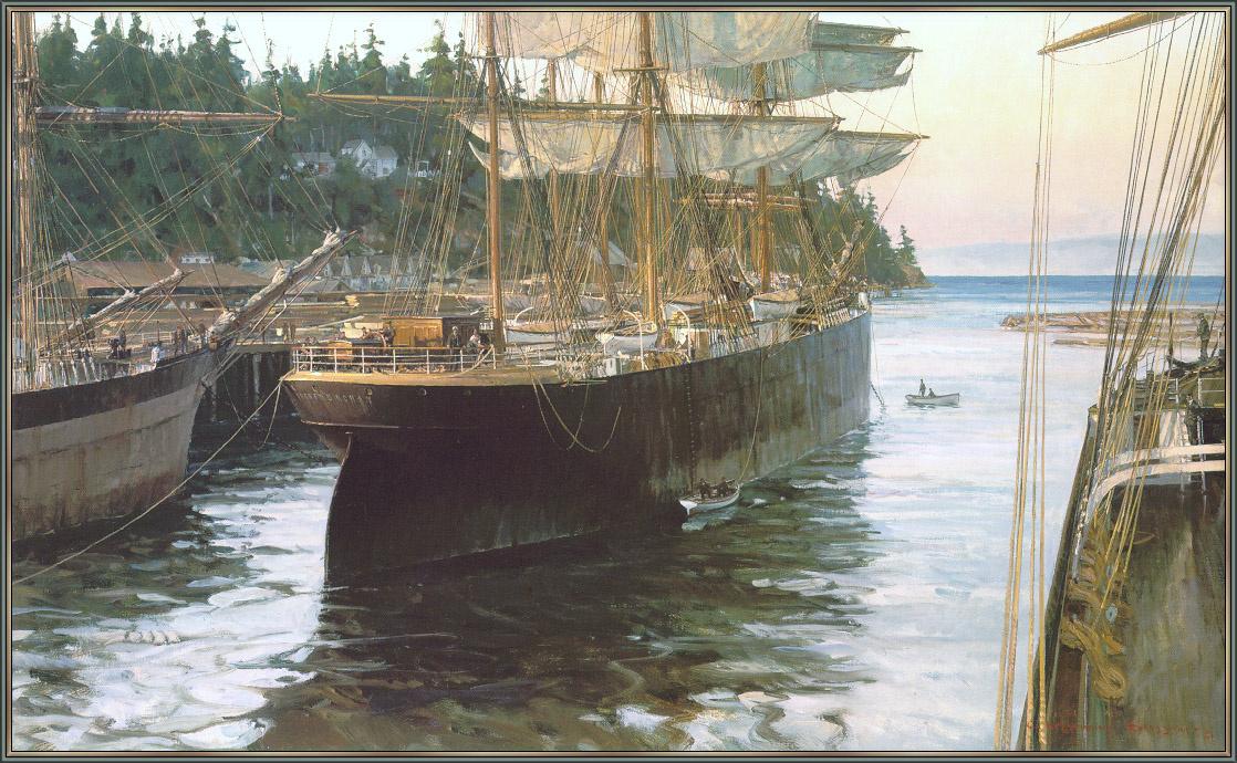 Christopher Blossom. Port