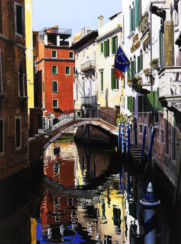 Raffaella Spence. Venice