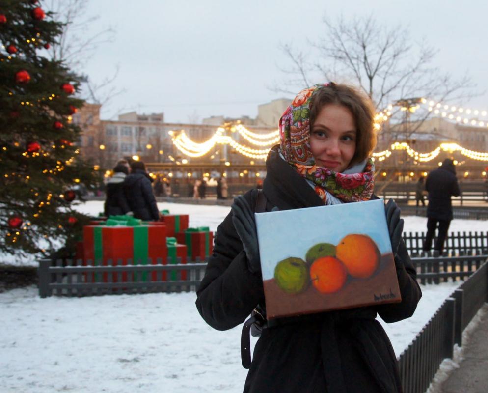 Андрей Горба. Fruits