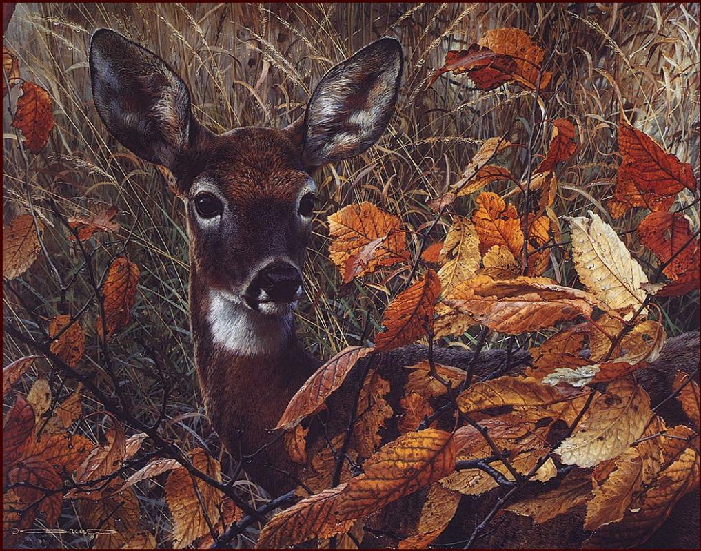 Карл Брендерс. Осень