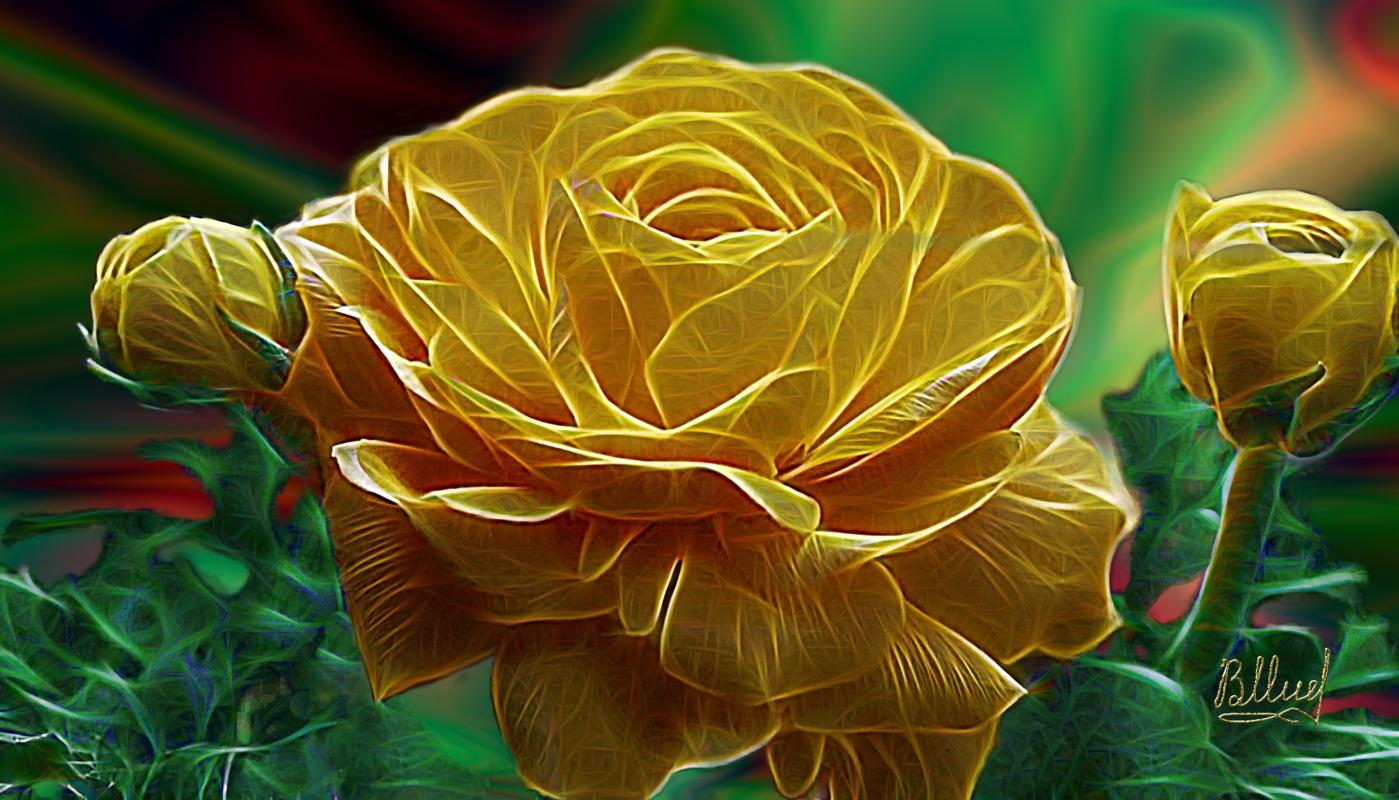 Vasiliy Mishchenko. Flowers 010