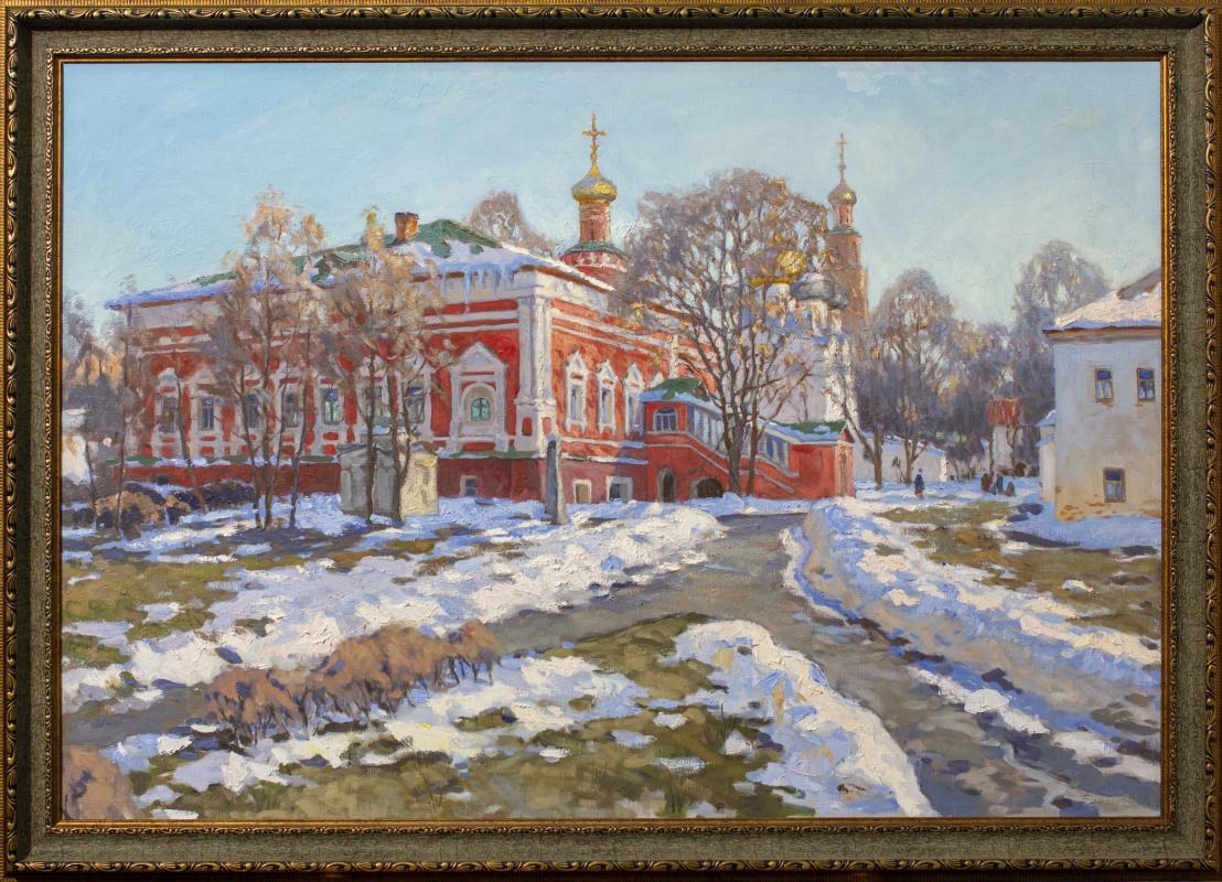 Sergey Alexandrovich Baklanov. Spring