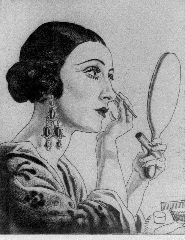 Лора Найт. Зеркало