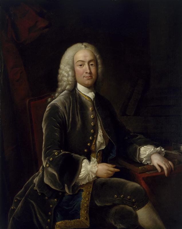 Жан-Батист ван Лоо. Уильям Мюррей, 1-й граф Мэнсфилда