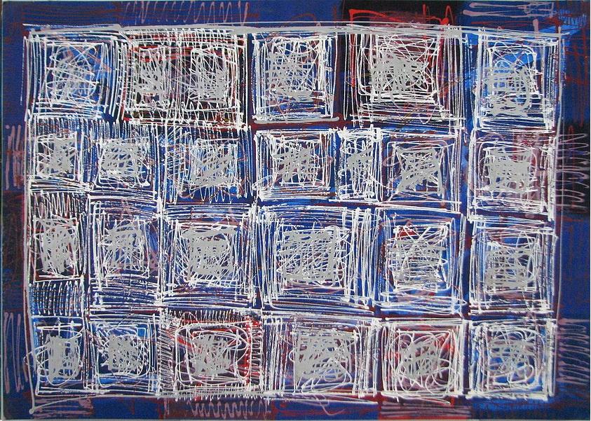 Oleg Shuk. Abstraction 1