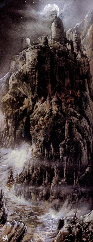 Эммануэль Кивиелло. Замок
