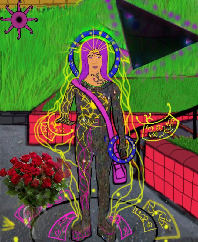 """Александр Татарников, DiezelSun, Diezel Sun. Духовное творчество. Уфолизм. """"Две основы/ сути в человеке – земная и инопланетная"""" 807405"""