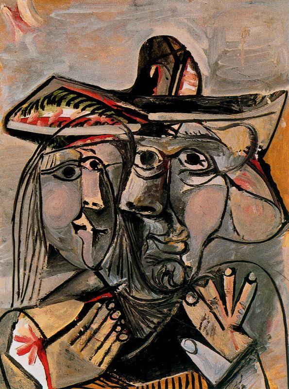 Пабло Пикассо. Сюжет 29