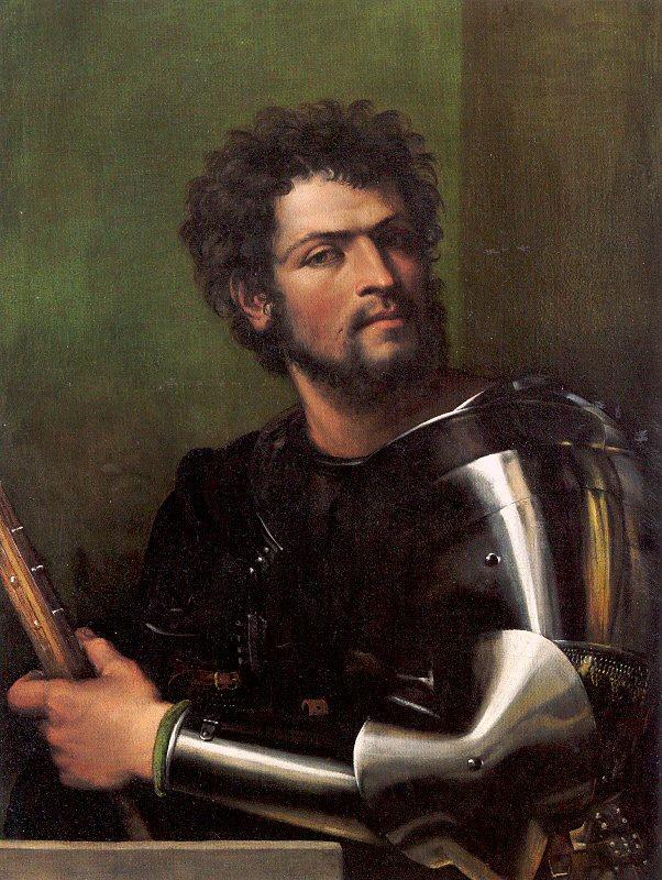 Себастьяно дель Пьомбо. Сюжет 24