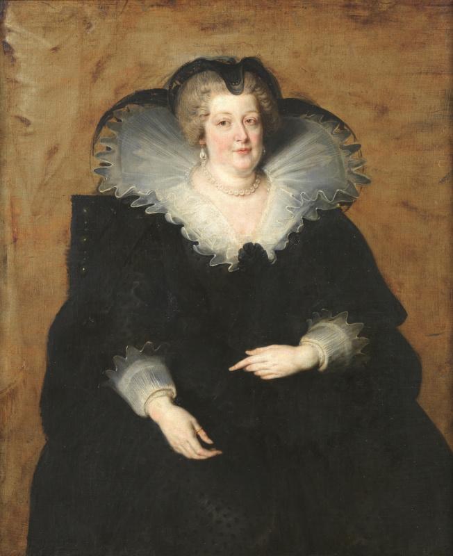 Портрет Марии Медичи, королевы Франции