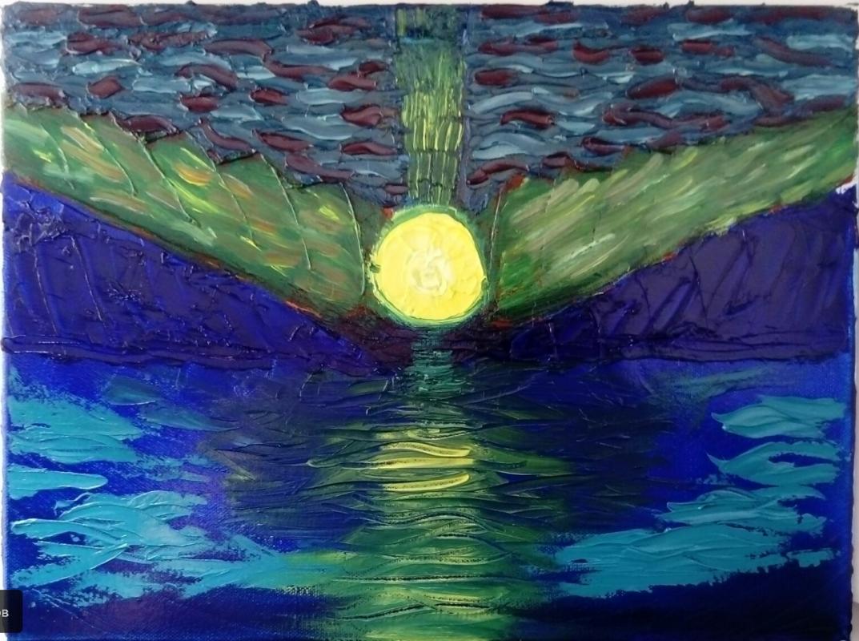 Anton ASIvanov. The between moon