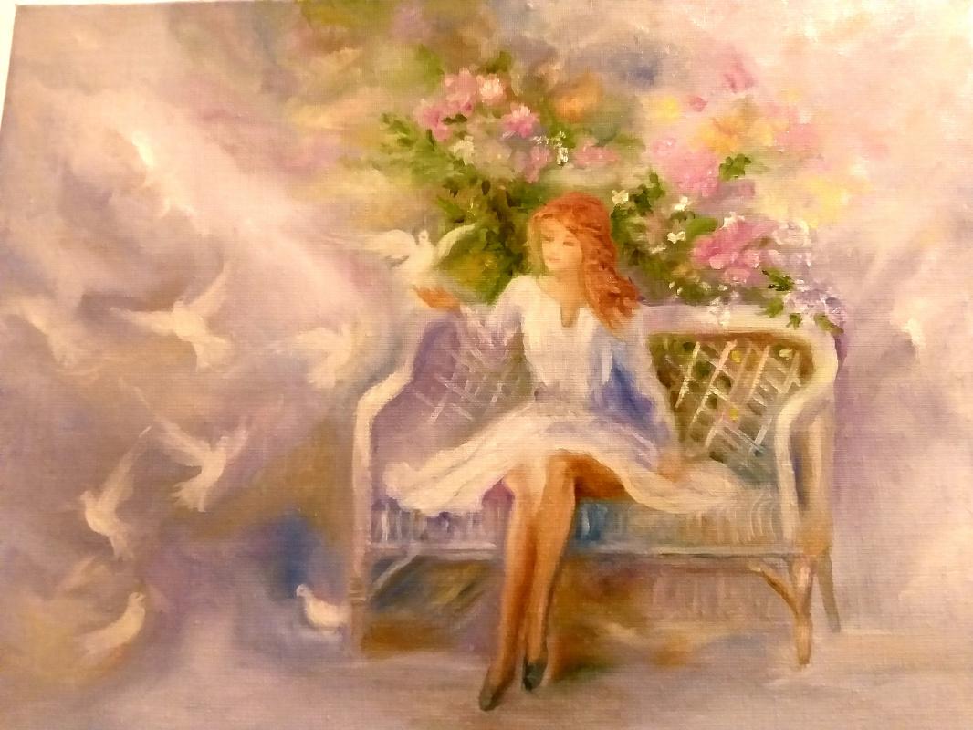 Valeria Kostromina. Tenderness