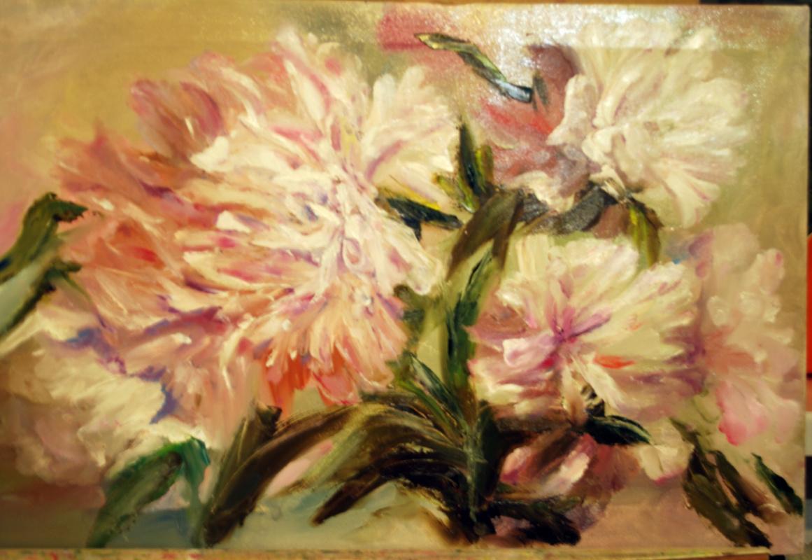 Irina Mulyar. Chrysanthemum