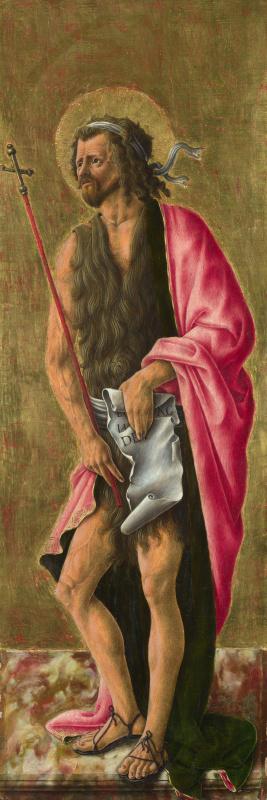 Скьявоне Джорджио. Святой Иоанн Креститель