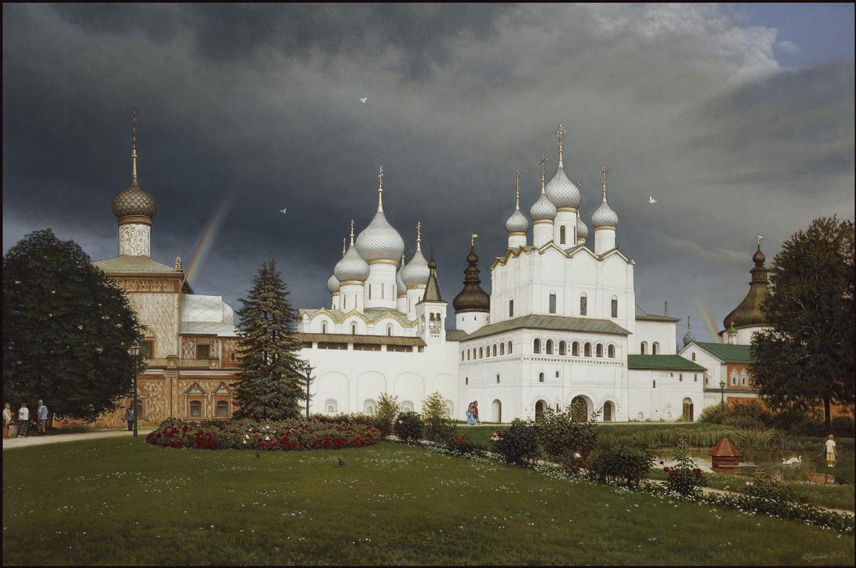 Alexander Mikhailovich Sushenok. Rostov the Great