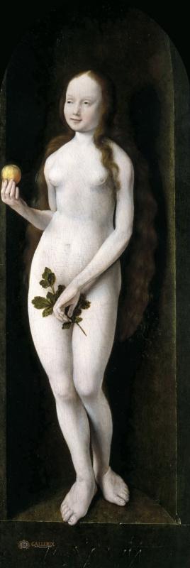 Йос ван Клеве. Ева.  1507