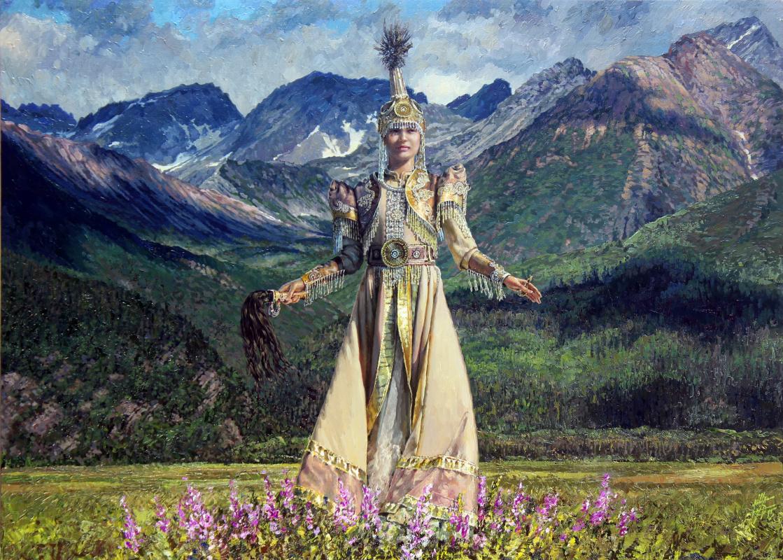 Georgy Ineshin. The beauty of the land of the Baikal region