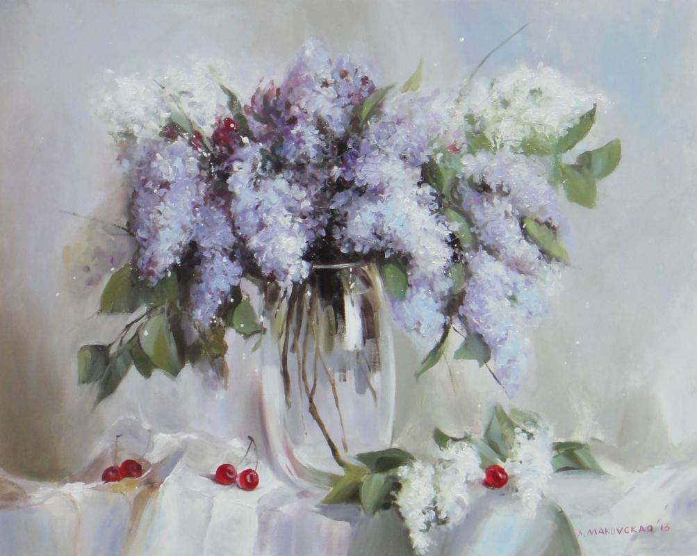 Love Makovsky. Lilac