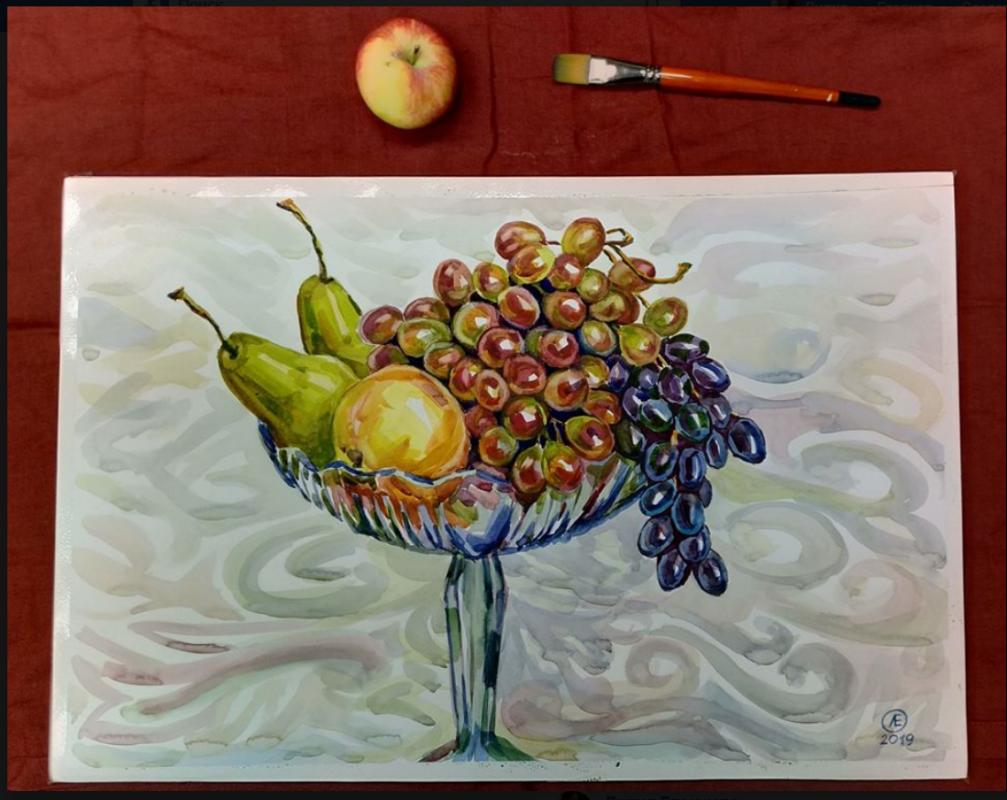 Lilia Georgievna Evsyukova. Gifts of Autumn
