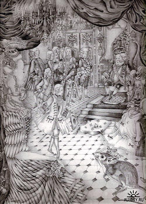 Адриенн Сегур. Щелкунчик и мышиный король 12