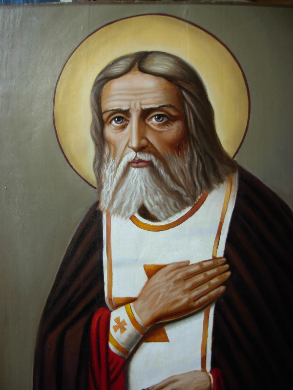 Alexandr Tomilin. Серафим Саровский