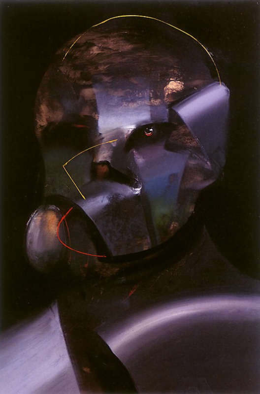 Маршалл Арисман. Персонаж 3