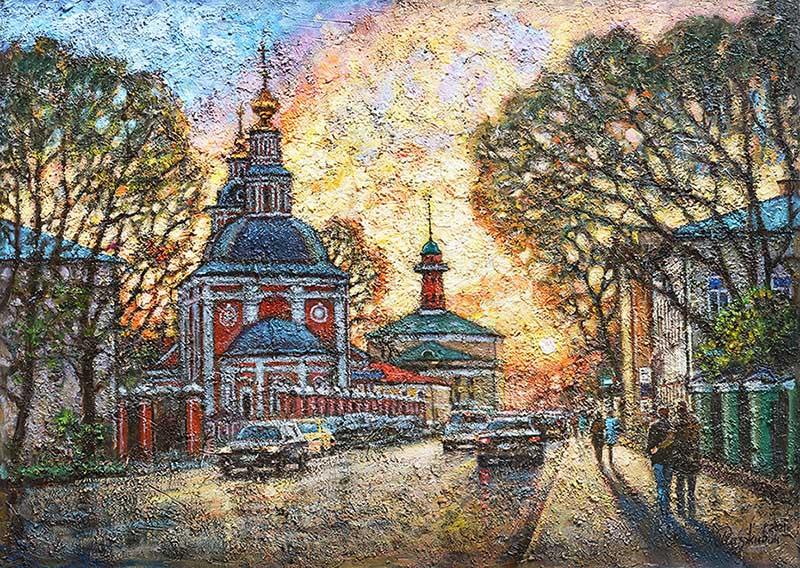 Igor Razzhivin. Sunset Romance