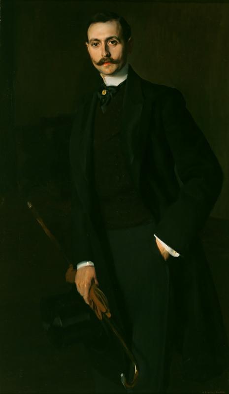 Хоакин Соролья (Соройя). Аурелиано де Беруэте-и-Морет, сын