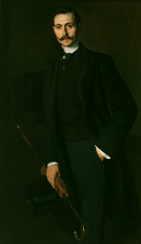 Joaquín Sorolla. Aureliano de Beruete-and-Moret, son