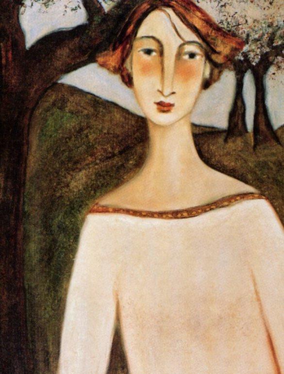 Сильвия Лароз. Голова в облаках