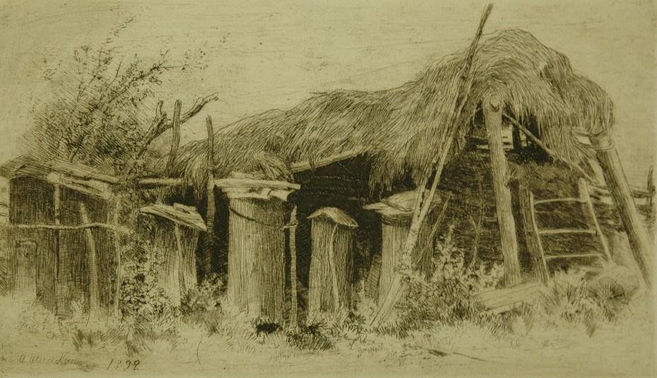 Ivan Ivanovich Shishkin. Hives