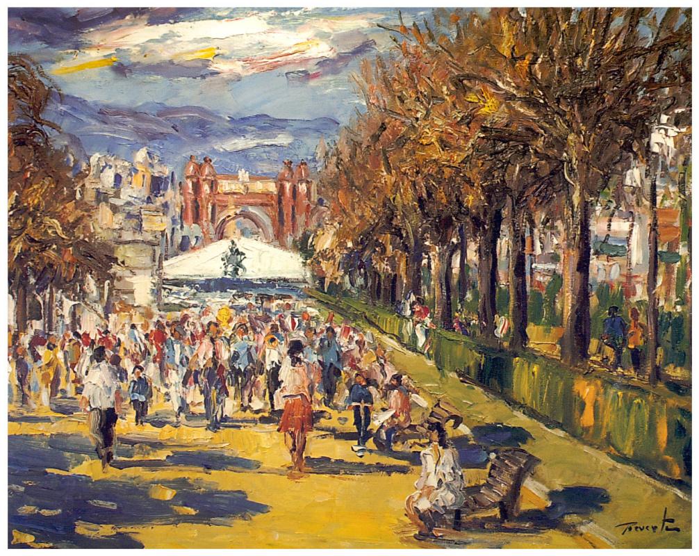 Antonio Reverte. Park