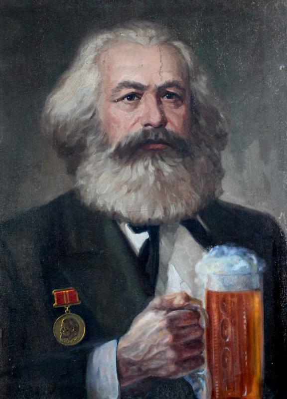 Alexander Petrovich Botvinov. Carl Friedrich Marx