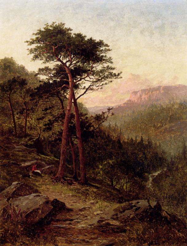 Генри Петер. Высокие деревья