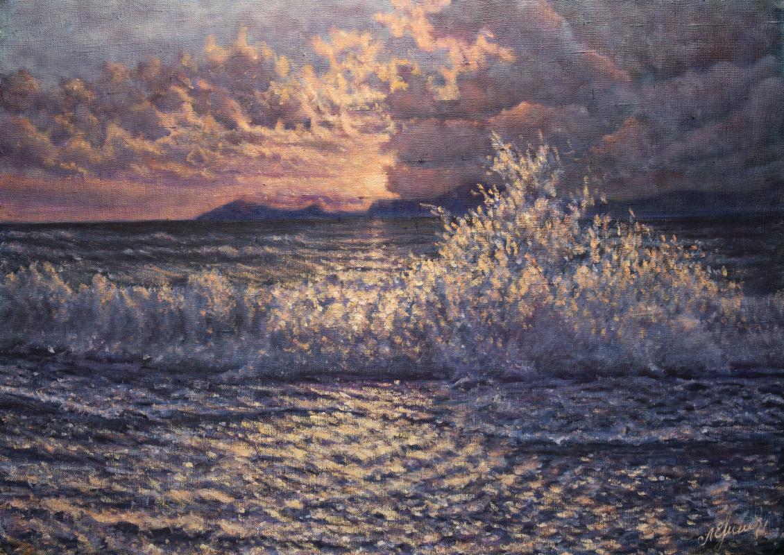 Valery Levchenko. No. Seascape