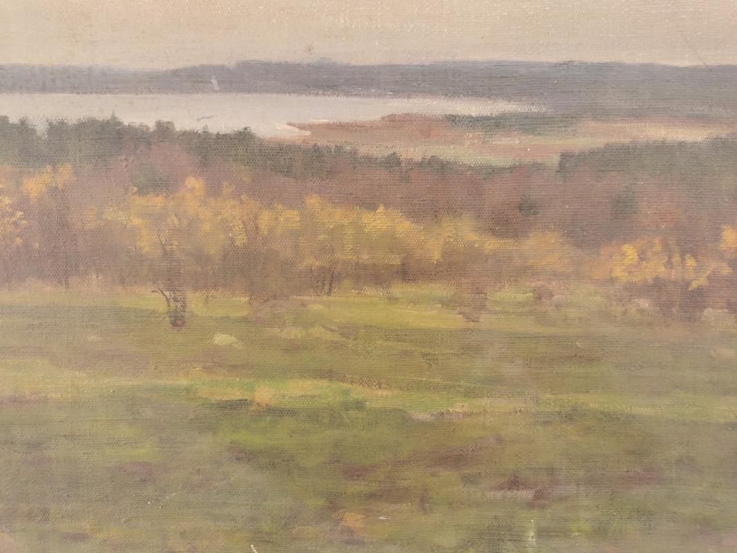 Konstantin Sergeevich Belokurov. Gorky beginning of autumn