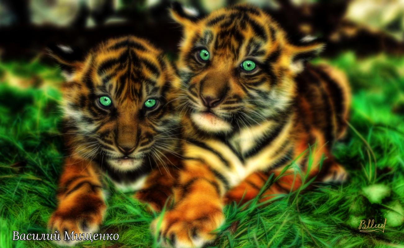 Vasiliy Mishchenko. Animals 029