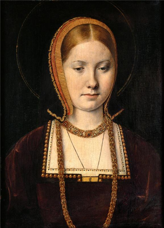 Мария Роуз Тюдор, сестра короля Генриха VIII Английского (?)