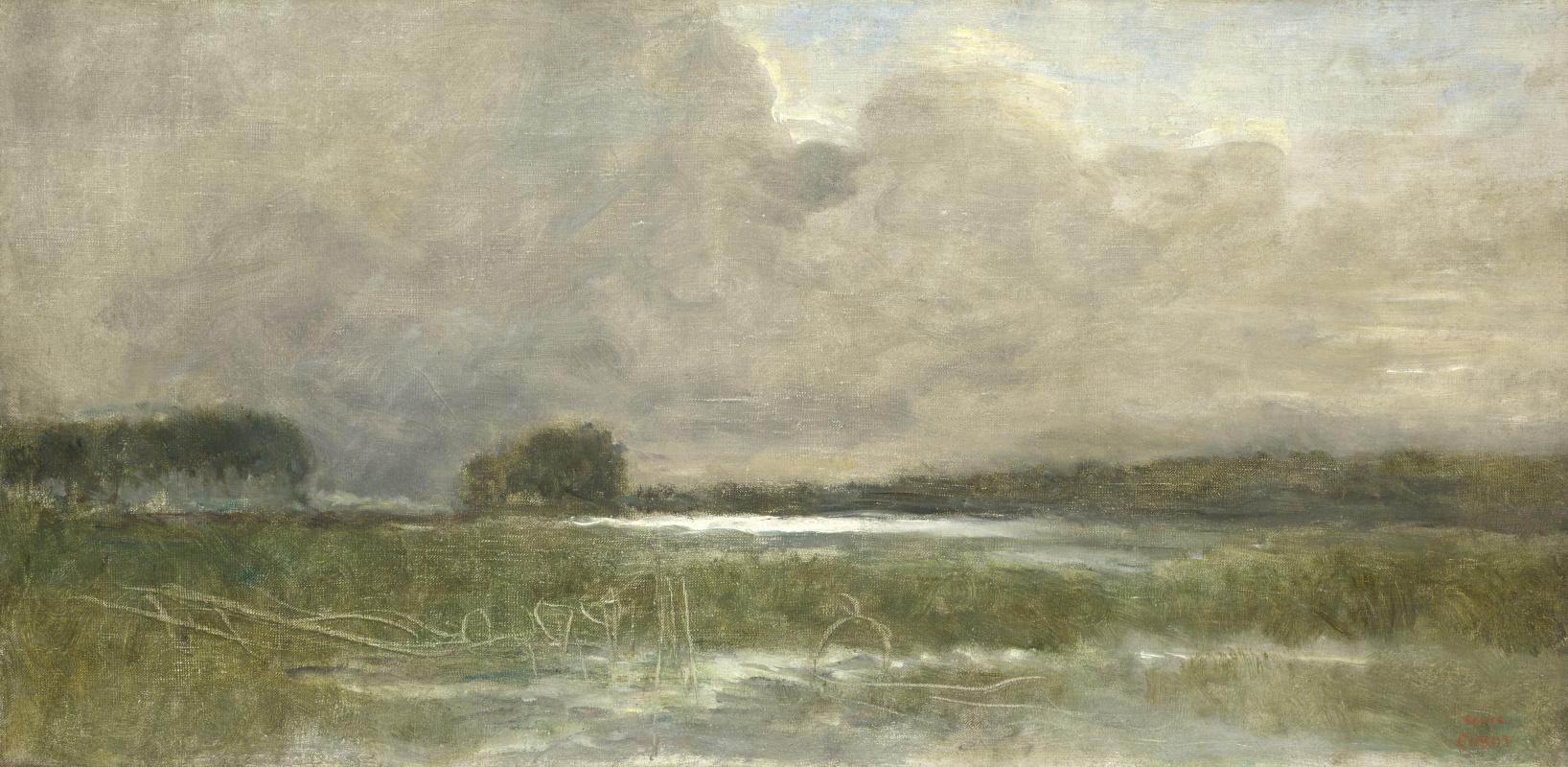 Камиль Коро. Облака