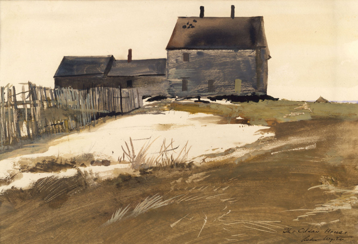 Andrew Wyeth. The Olson House